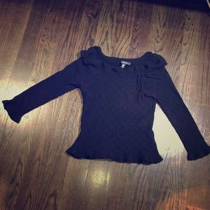 Laundry by Shelli Segal 100% cashmere sweater